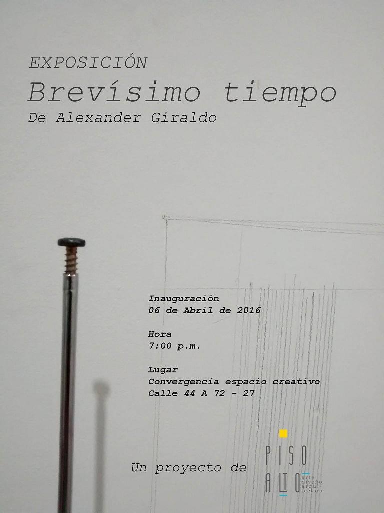 Expo Brevisimo Tiempo